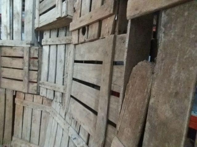 Cajas Antiguas de Madera.