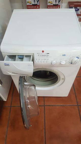 Lavadora secadora marca Otsein Hoover