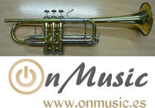 Trompeta DO Bach Stradivarius CML 239-25A CML