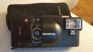 Cámara Olympus XA 4Macro