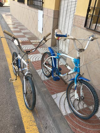 Bicicletas bmx antiguas