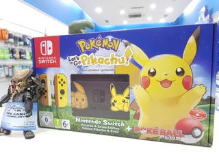 NINTENDO SWITCH POKEMON PRECINTADA