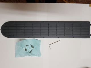 TAPA PLASTICO PARA BASE PATINETE XIAOMI MIJIA M365