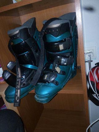 Botas para esqui marca nordicas