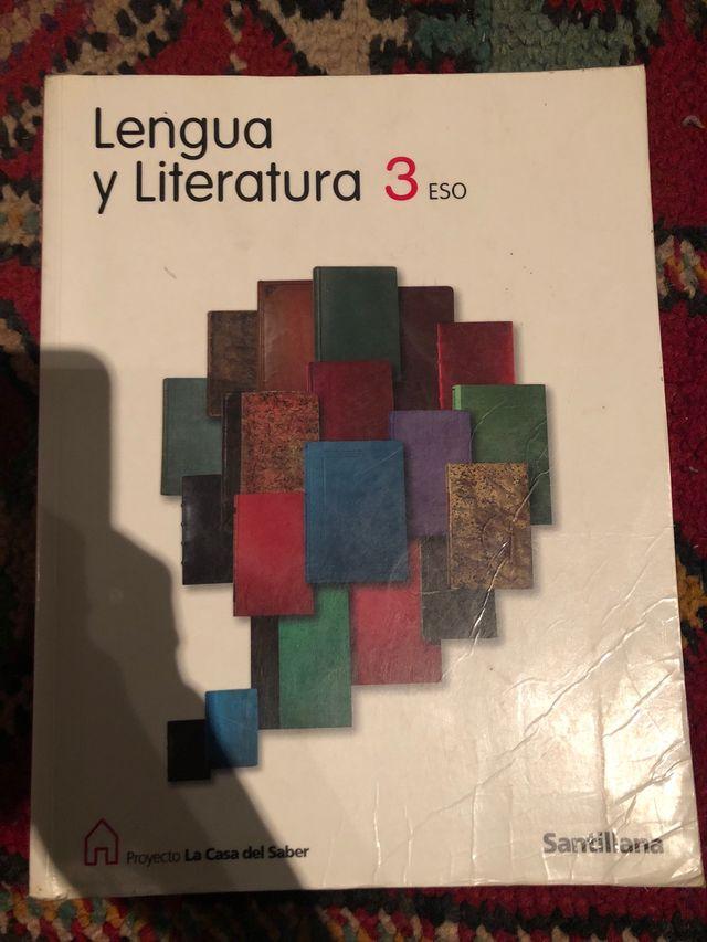 Libros de texto 3o de la ESO