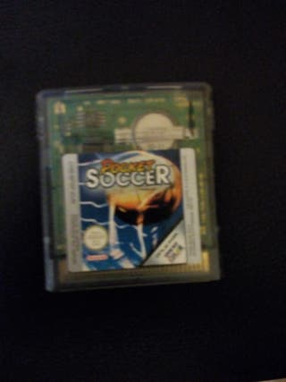 Juego Game boy color Pocket Soccer