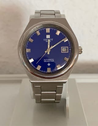 Reloj Tissot Seastar automatic vintage