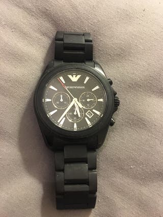 Empório Armani Black Wrist Watch