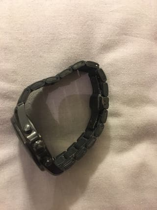 Empório Armani Black Wrist Watch