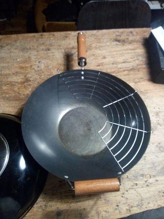 sarten wok