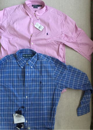 Pack dos camisas Polo Ralph Lauren