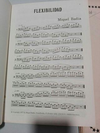 Métodos de trombón Miguel Badia