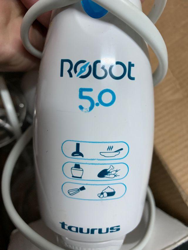 Batidora de varilla taurus robot 5.0