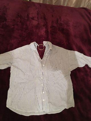 Pinkio stripy shirt size 12