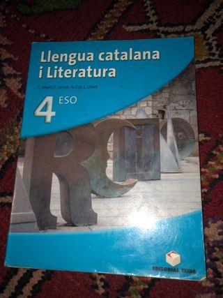 Libros de texto de 4o de la ESO