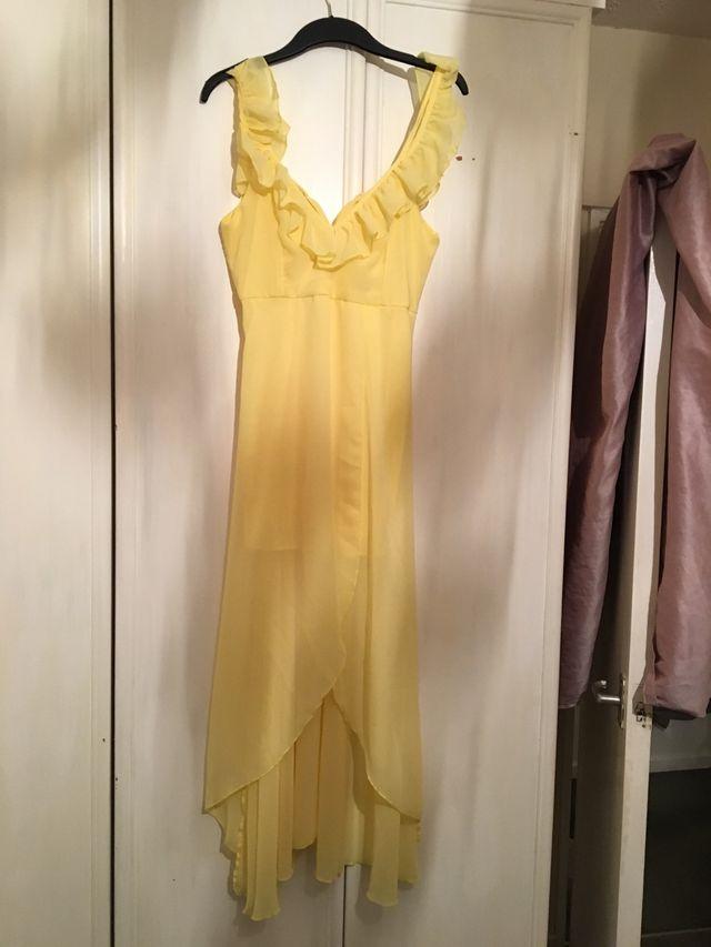 Summer maxi dress/waterfall dress size 12