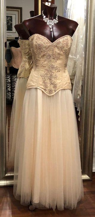 d171a2a00 Vestido para boda civil de segunda mano en Barcelona en WALLAPOP