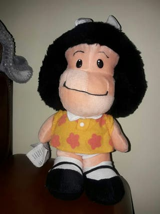 Mafalda peluche.