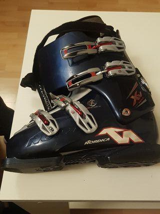 Botas de esquí nordica easy move