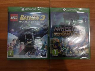 Lego Batman 3 y Minecraft Story Mode 2 Xbox One