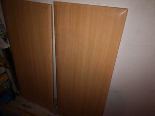 3 muebles de cocina y puertas