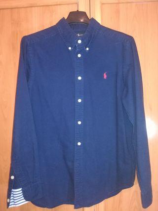 Camisa Polo Ralph Lauren, azul marino.