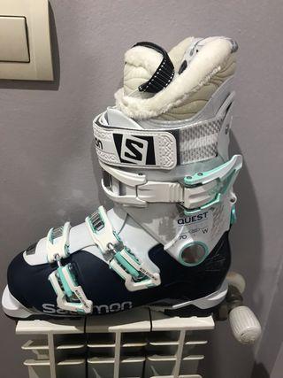 Botas Esquí Salomon nuevas