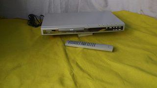 Reproductor DVD SUNSTECH dvp-x505