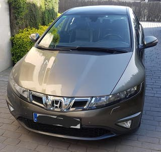 Honda Civic 1.8i VTEC luxury AUT 2009