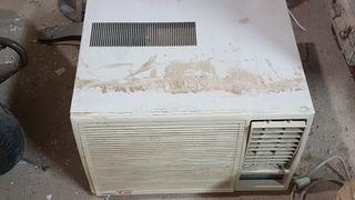 aire acondicionado antiguo