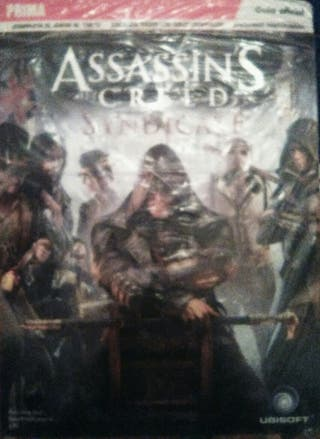 Guía completa de Assassins Creed (NUEVA)