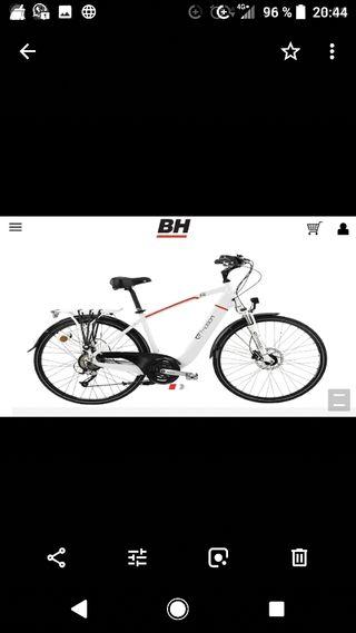 bicicleta Eléctrica BH EVO CITY EV405