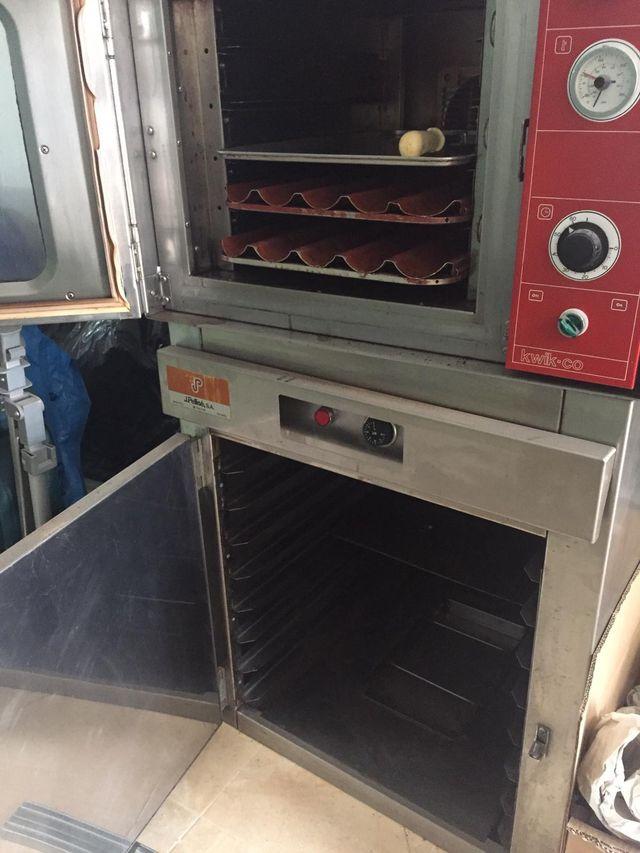 Horno SALVA pan / pizzas