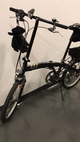 Bicicleta plegable Orbea A20