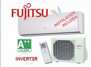 General-Fujitsu 1x1 3000 frigorias