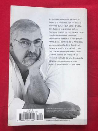 Libro El Camino de la Felicidad + encuentroBucay.