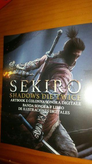 Sekiro Shadows Die Twice - Banda Sonora y Arte