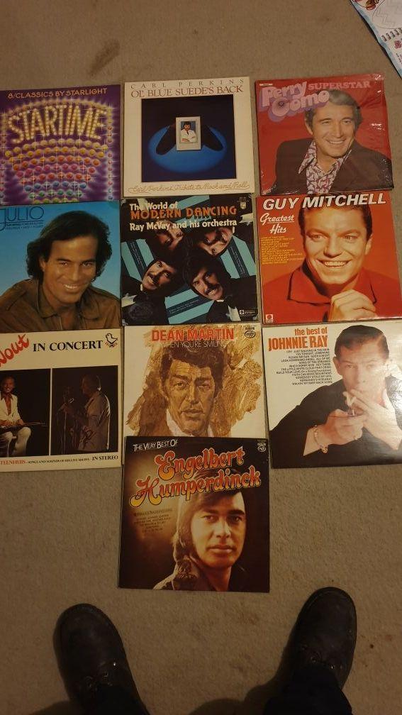 88 vinyl records