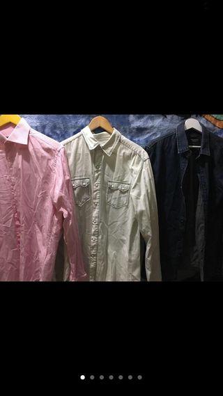 Lote de camisas