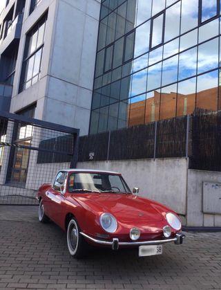 Fiat 850 Spider Bertone del 66 1ª serie