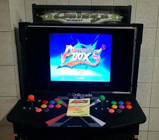 arcade recreativa