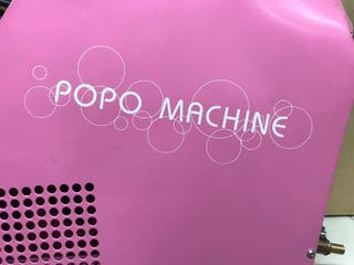 Máquina profesional pompas