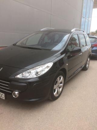 Peugeot307 Sw 1,6 HDI 110 cv 7 plazas