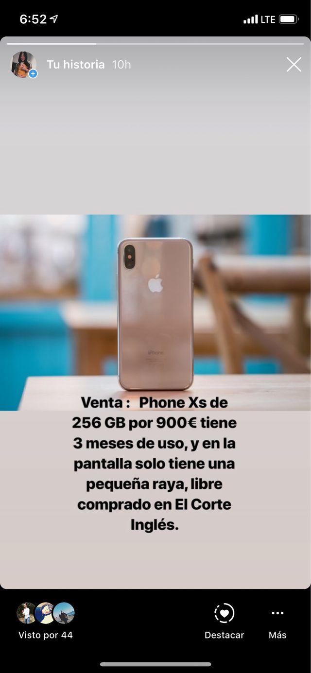 Phone Xs 256GB