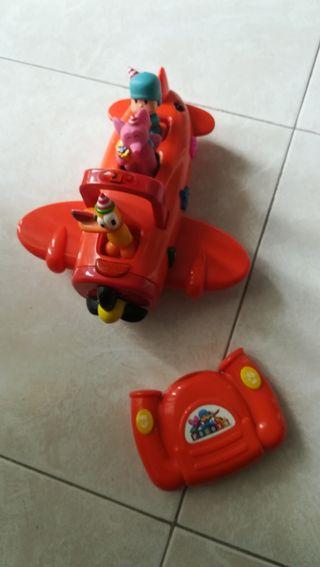 Avión Pocoyo