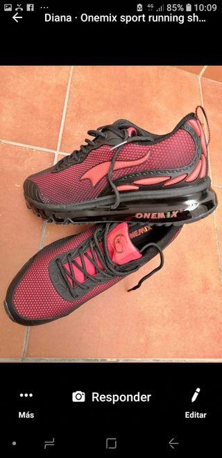 deportivos para correr