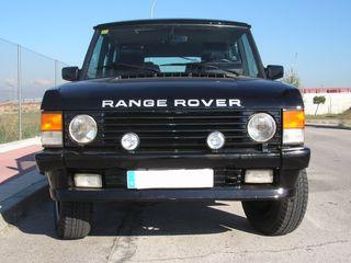 Land Rover Range Rover Vogue 1989
