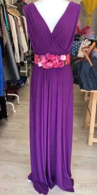 vestido largo de fiesta NUEVO!!!