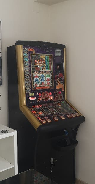máquina recreativa para uso personal