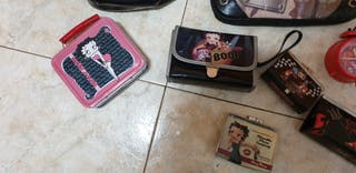 Bolsos Betty Boop.